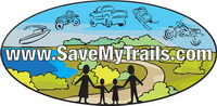 Save My Trails Logo